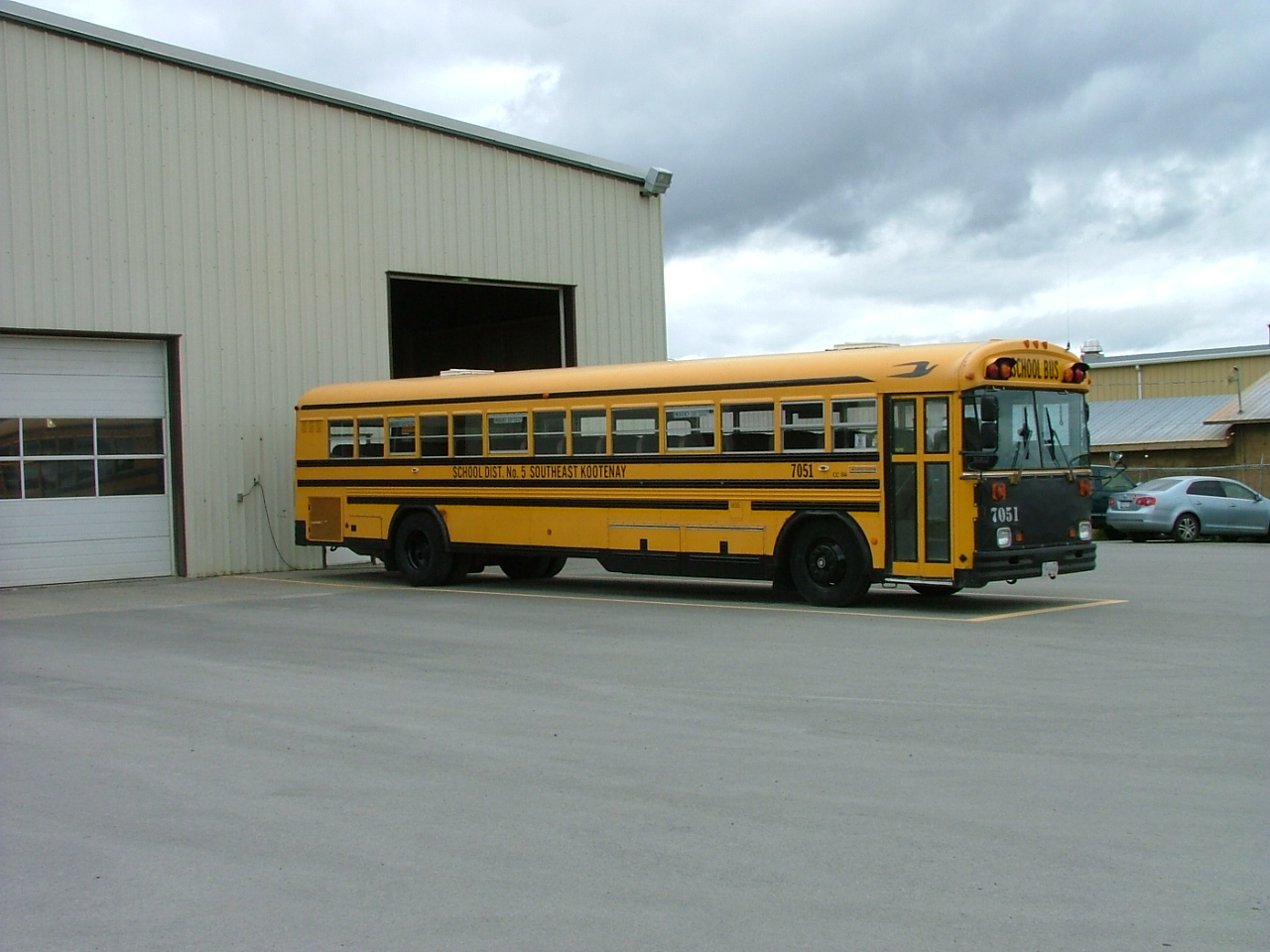 School Buses Getting Ready for School Start-up!!