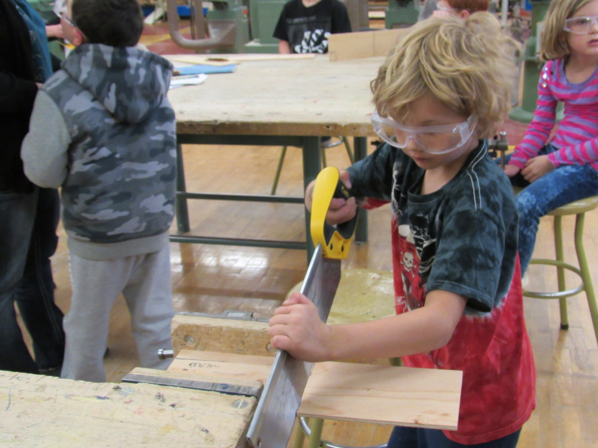 Tinker Time at Rocky Mountain Elementary School