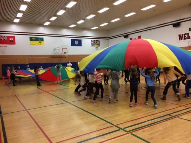 Physical Literacy at Gordon Terrace Elementary School!