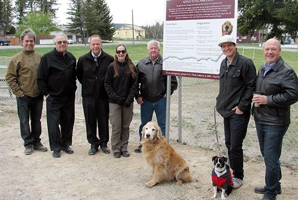 Off-Leash Dog Park Opens in Cranbrook!