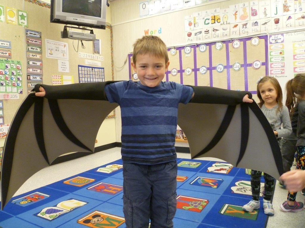 Bat Safety Training!