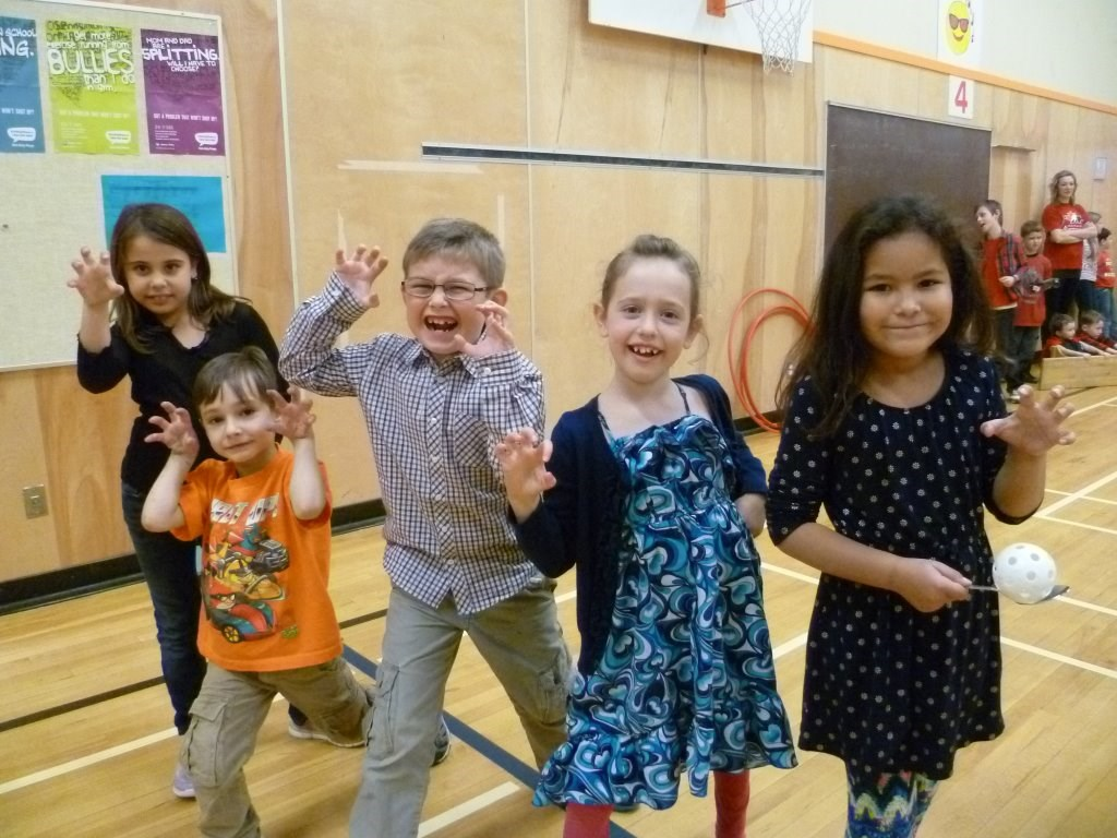 Fun Day at Pinewood Elementary