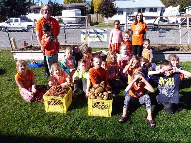 Farm to Table at Gordon Terrace Elementary School