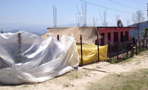 Sanctuary in Nepal Thanks to Gordon Terrace Elementary School