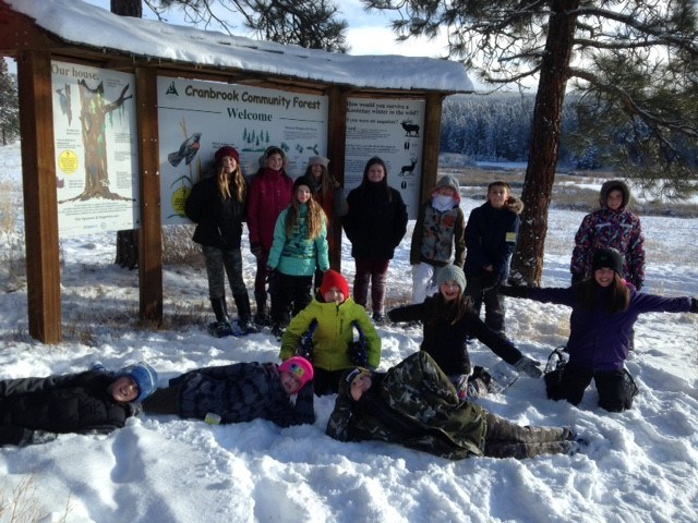 Outdoor Education at Highlands Elementary School
