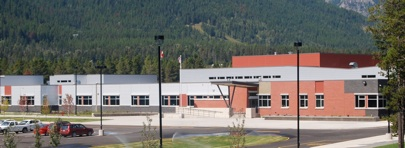 Sparwood Secondary School